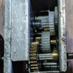 An image of the interior of the Tonka Clutch Popper motor