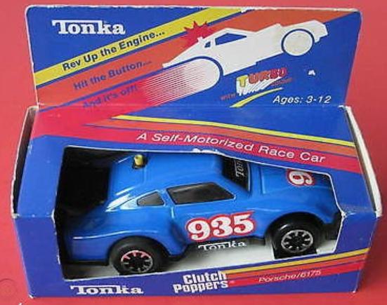 Tonka Clutch Popper - Original Packaging